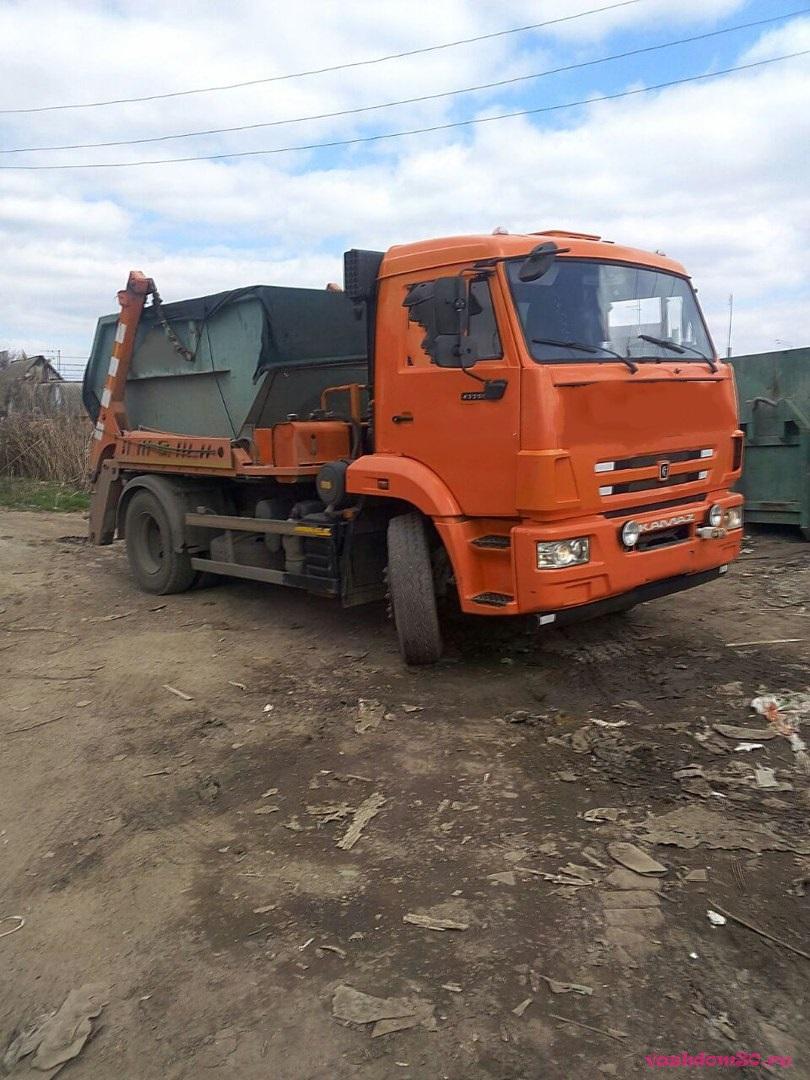 Вывоз мусора в торбеевофото581