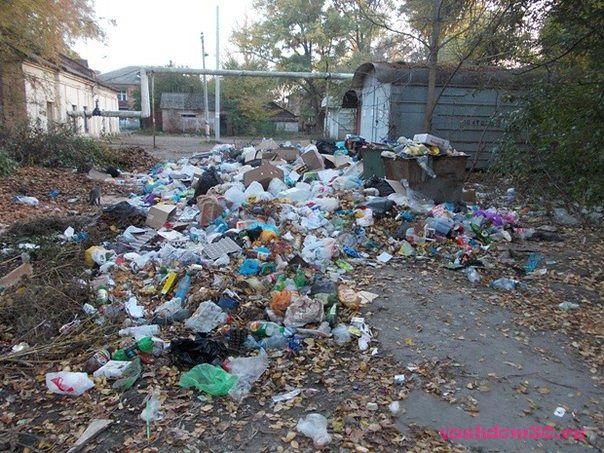 Красногвардейская вывоз мусорафото515