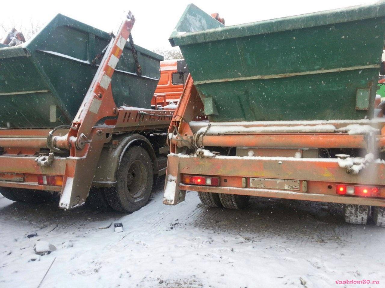 Вывоз мусора в братеевофото214