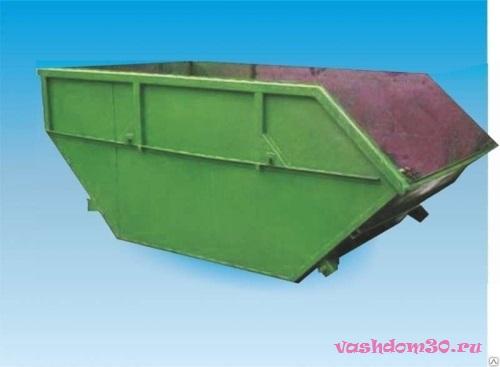Где заказать контейнер для вывоза мусорафото1797