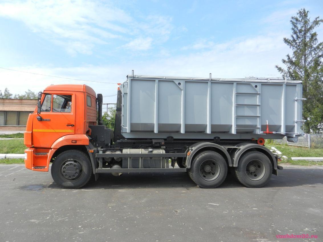Вывоз мусора и отходов в мытищахфото1646