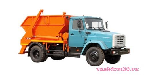 Красногорск вывоз строительного мусорафото851