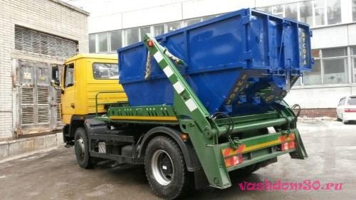 Наро фоминский район вывоз мусорафото173