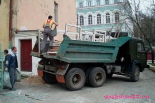 Вывоз мусора в можайскефото608