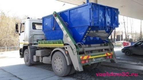 Вывоз мусора новопеределкинофото953