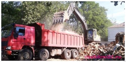 Домодедово город вывоз мусорафото1022