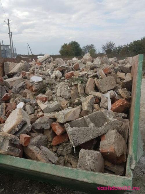 Пушкино вывоз мусорафото359