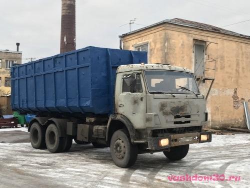 Вывоз мусора коптевофото1965
