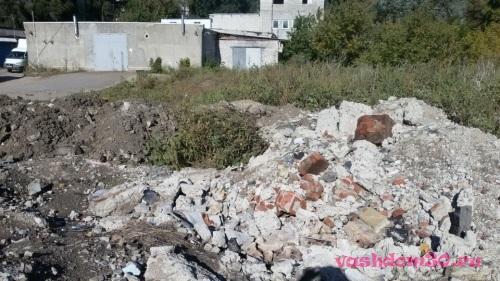 Вывоз мусора дмитровский районфото739