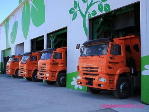 Вывоз мусора строительного контейнер 8 м3фото179