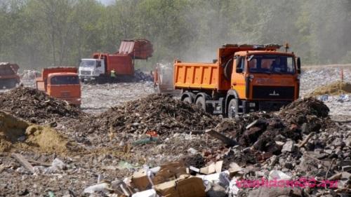 Троицк мусорный полигонфото1278