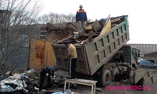 Заказ контейнера для вывоза строительного мусорафото144