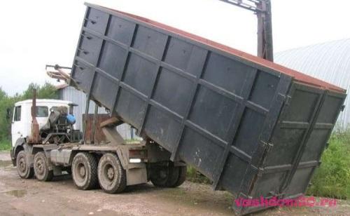 Вывезти мусор в щелковофото1576