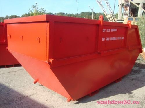 Вывоз мусора в электросталифото1261