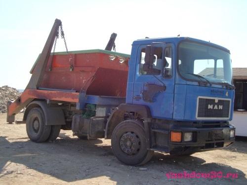 Вывоз мусора домодедовский районфото1242