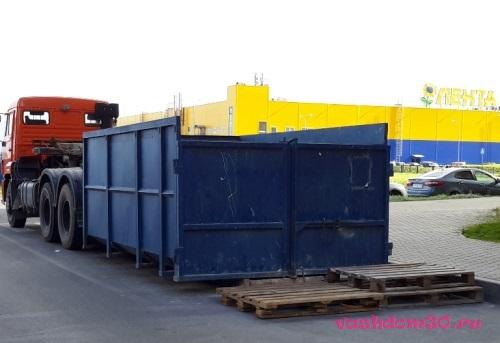 Вывоз мусора улица архитектора власовафото166