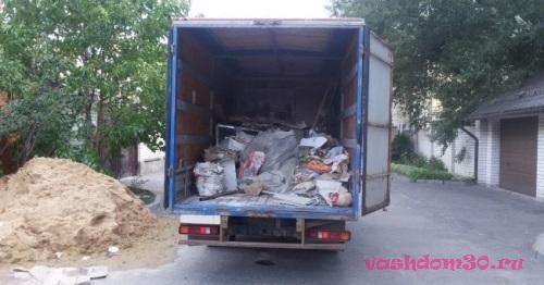 Вывоз мусора в тропарево-никулинофото856