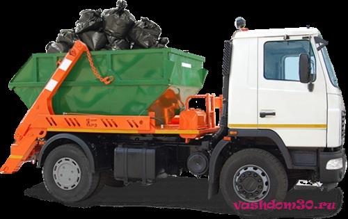 Вывоз мусора и отходов в дзержинскомфото781
