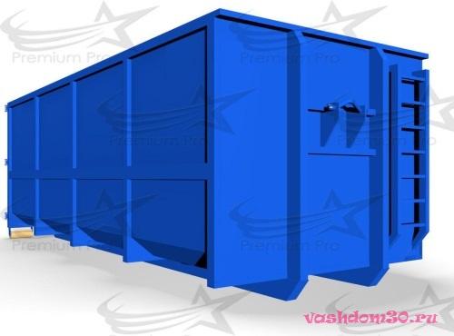 Вывоз мусора в щелково контейнер 8 м3фото939