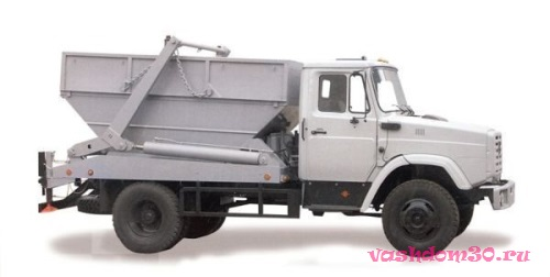 Вывоз промышленного мусорафото1167