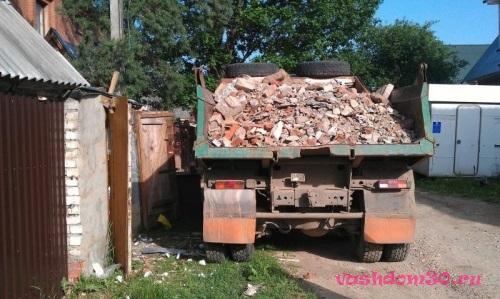 Вывезти мусор в жуковскомфото445
