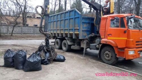 Контейнер для мусора 8 куб сзаофото348