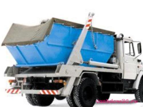 Вывоз мусора багратионовскаяфото219