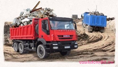 Фрязино вывоз мусорафото1693