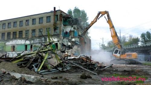 Вывоз строительного мусора в новостройкефото1544