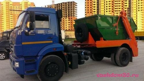 Оперативный вывоз мусора от станции метро ясеневофото1279