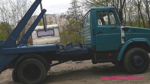 Красногорский район вывоз мусорафото1080