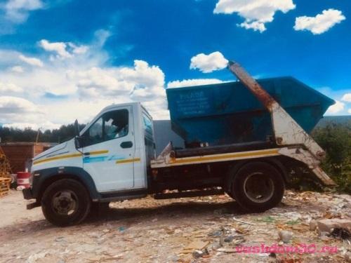 Вывоз мусора юго-западнаяфото684