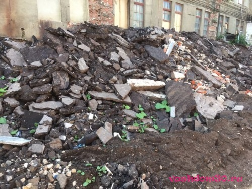 Дмитров вывоз строительного мусорафото252
