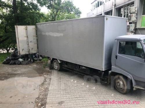 Заказать вывоз мусора с грузчикамифото1385