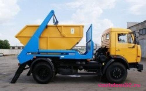 Вывоз мусора в чеховефото582