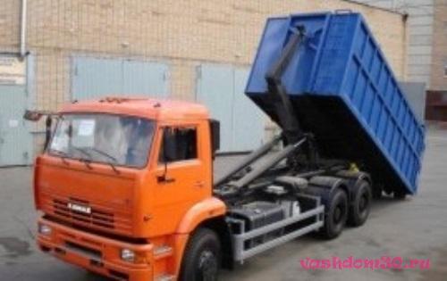 Вывоз мусора газель бронницыфото1220