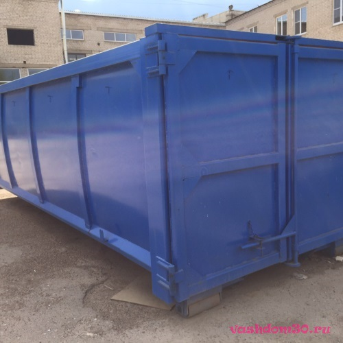 Вывоз мусора ювао контейнеромфото307