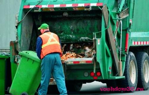 Вывоз строительного мусора контейнером в пушкинофото132
