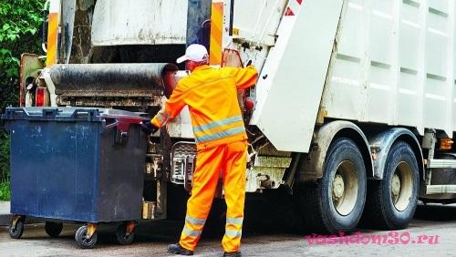 Вывоз мусора с территории предприятияфото1774