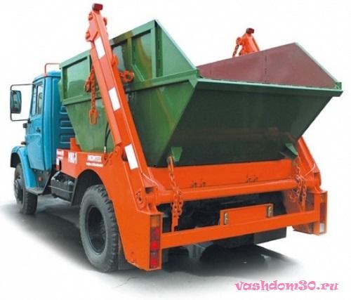 Вывоз строительного мусора коломнафото441