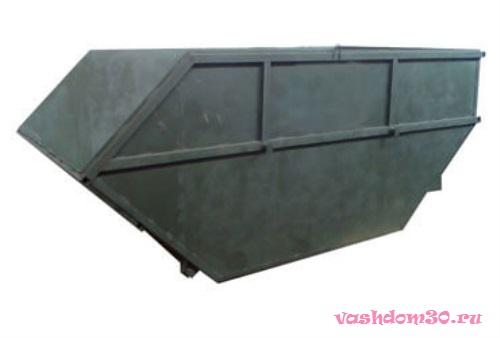 Контейнер мусорный лобняфото96